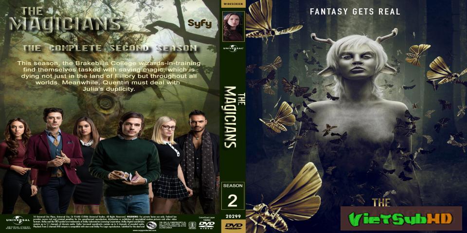 Phim Hội Pháp Sư (phần 2) Tập 13 VietSub HD | The Magicians (season 2) 2017